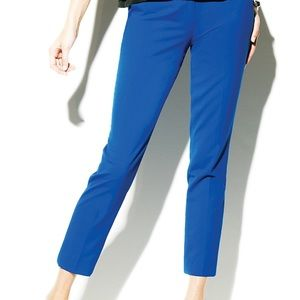 Vince Camuto skinny ankle pants rare blue